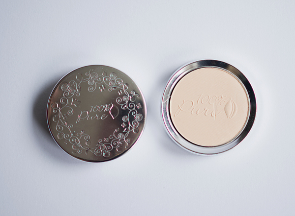 Healthy Flawless Skin Foundation Powder - Créme 9g - Click Image to Close