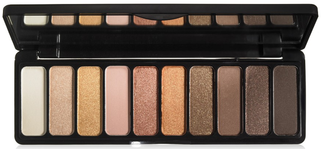 E.L.F - Eyeshadow Palette, Need it Nude
