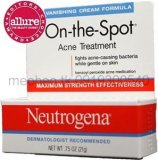 On the spot, Acne treatment 21g