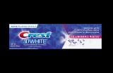 3D White Fluoride Anticavity Toothpaste Glamorous White (HSD:06/22)