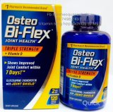 Osteo Bi Flex, Joint Health, Triple Strength + Vitamin D, 120v