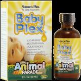 Animal Parade Baby Plex Sugar-Free Liquid Drops (HSD 09/2019)