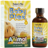 Animal Parade Baby Plex Sugar-Free Liquid Drops