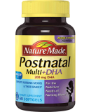 Nature Made Postnatal Multi + DHA