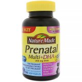 Nature Made Prenatal Multi + DHA
