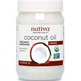 Unrefined Organic Virgin Coconut Oil, 15oz (HSD: 07/22)