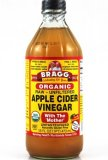 Apple Cider Vinegar Organic Raw 473ml
