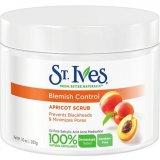 Naturally Clear Apricot Scrub, Blemish & Blackhead Control 10oz
