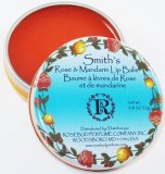 Rose & Mandarin Lip Balm