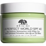 A Perfect World Age-defense moisturizer with White Tea Broad Spectrum SPF40