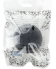 100% Pure Konjac Sponge: Charcoal