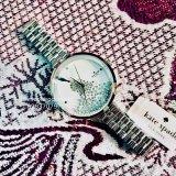 Kate Spade Holland Silvertone Champagne Bottle Watch