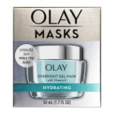 Overnight Gel Mask Hydrating with Vitamin E
