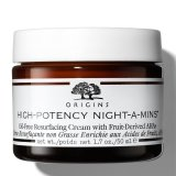 High-Potency Night-A-Mins Oil-Free Resurfacing Cream With Fruit-Derived AHAs