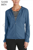 Women's Arcadian Packable Sunblock Jacket UPF 50+