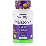 Melatonin Time Release 5mg (HSD:30/11/21)
