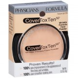 CoverToxTen50™ Wrinkle Formula Face Powder, Translucent Light 9g