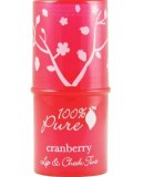 Lip & Cheek Tints 7.5g, Cranberry Glow