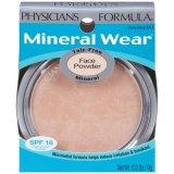 Mineral Wear® Talc-Free Face Powder Broad Spectrum SPF 16, Creamy Natural