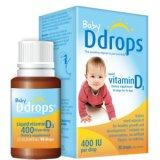 Baby 400 IU, Vitamin D3