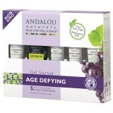 Get Started, Age Defying, Skin Care Essentials, 5 Piece Kit