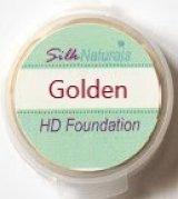 Golden HD Cream Foundation, hũ sample 5g